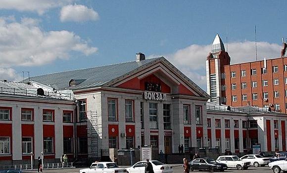 ЖД Вокзал ЖД вокзал Барнаул